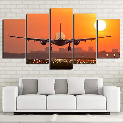 cuadro avion fabricante Meaosy