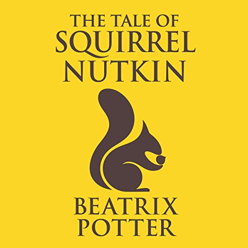 The Tale of Squirrel Nutkin copertina