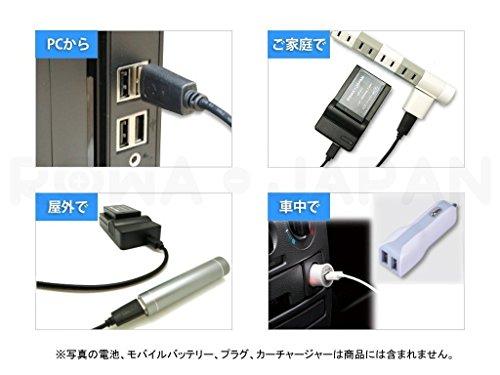 ROWAJAPAN(ロワジャパン)『LP-E17-2P-SETキャノン』