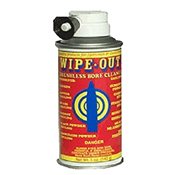 wipe out gun cleaner