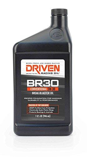 Lunati DRV01806 5W-30 Driven High Zinc Break-In...