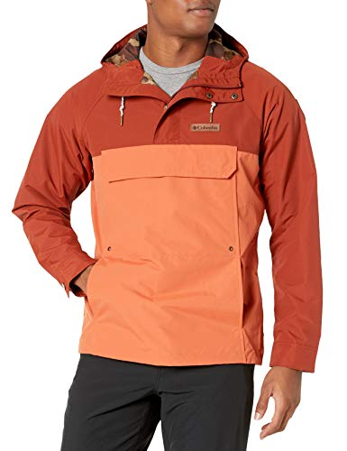 Columbia Men's South Canyon Anorak, Tuscany Rusty, X-Large
