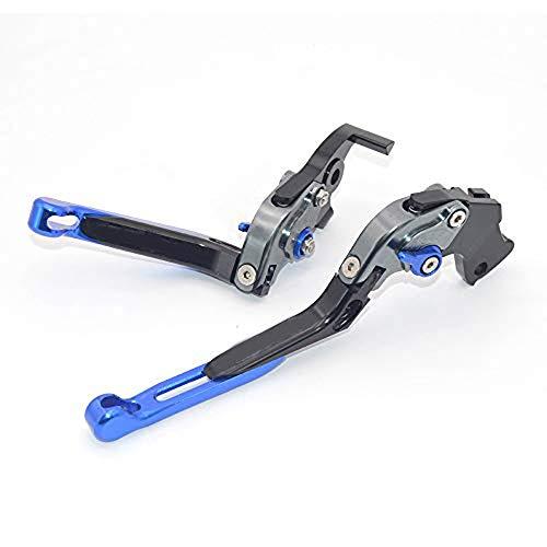 Leviers de frein et d'embrayage CNC extensibles et pliables pour moto Suzuki B-King 2008 2009 2010 2011