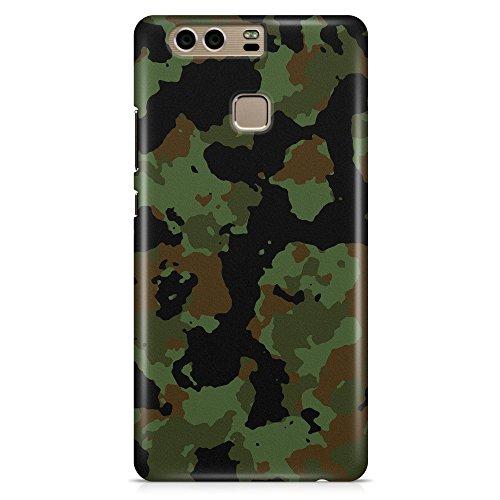 Cover Custodia Protettiva Military Texture Militare Mimetica Army Marines compatibile con Huawei P8 – P8 Lite – P8 Lite 2017 – P9 – P9 Lite – P9 Plus – P10 – P10 Lite – P10 Plus – Honor 8 – Honor 9