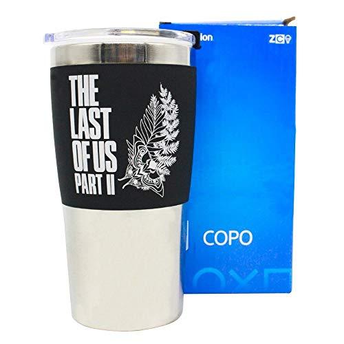 Copo The Last Of Us Semi-térmico 450 ML Oficial Playstation