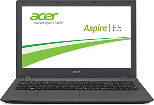 Acer Aspire E5-573G-7239 39,6 cm (15,6 Zoll Full-HD) Laptop (Intel Core i7-5500U, 3,0GHz, 8GB RAM, 1TB SSHD, DVD, NVIDIA GeForce 940M, Win 10) schwarz