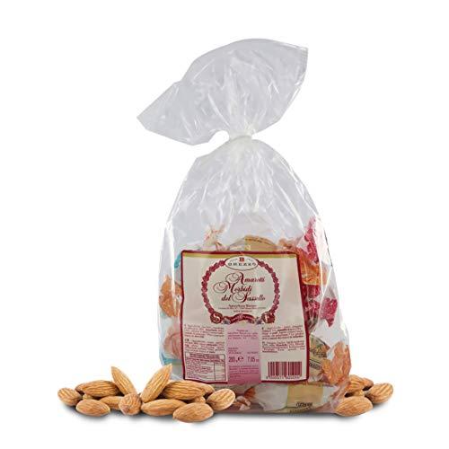 Amaretti Di Sassello - Galletas Italianas de Almendra - 200 Gramos (Paquete de 2 Piezas)