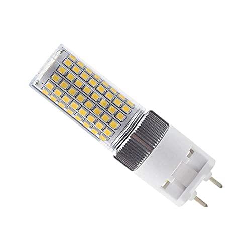 Con la cubierta 85-265VG12LED Lámpara de maíz 16W Reemplazar la lámpara de haluro de oro-Blanco frio_MEDIO