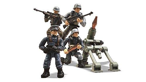 Mega Construx Call Of Duty Axis Troop Pack Building Set