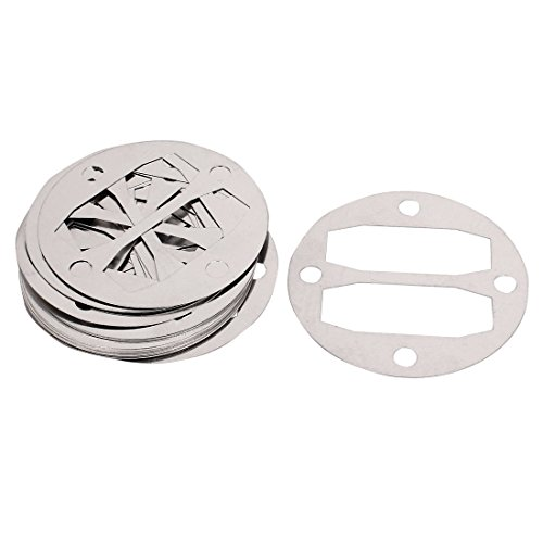 sourcingmap® 20 Stk Aluminum Rund Luft Kompressor Zylinder Kopf Dichtungen Unterlegscheiben de