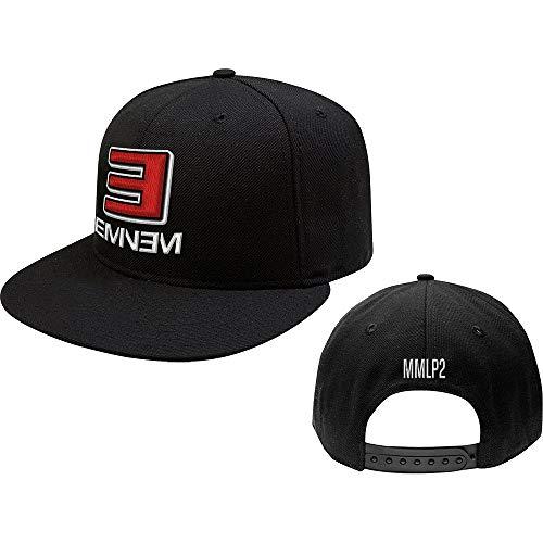 Eminem Cap MMLP2 Slim Shady Mütze Schirmmütze Kappe Baseball Cap Hiphop Snapback