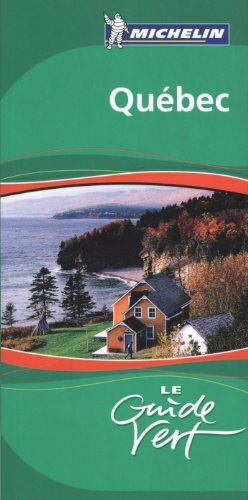 Quebec (Grüne Reiseführer)