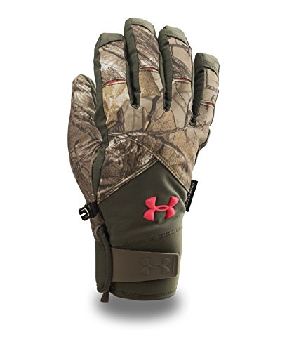 Under Armour ColdGear Infrared Scent Control Primer Glove - Women's Realtree AP - Xtra/Perfection XL