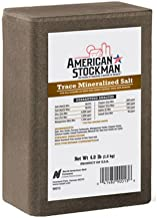 trace mineral block for deer