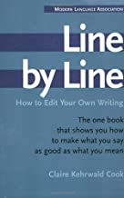 line by line how to edit your own writing