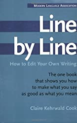 line by line - line edits resources for writers