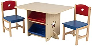 Kidkraft Star Table and Chair Set,Primary (B0002M9LP6) | Amazon price tracker / tracking, Amazon price history charts, Amazon price watches, Amazon price drop alerts
