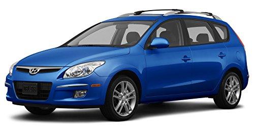 2012 Hyundai Elantra GLS, 4-Door Wagon Manual Transmission, Vivid Blue