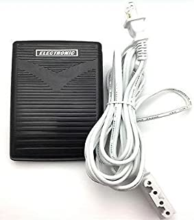 Sew-link Speed Control Foot Pedal + Cord for Bernina 830,831,800 Round pins Type