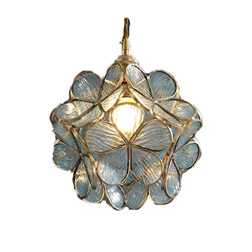 ZXC Home Slaapkamerlamp, woonkamer, decoratieve lamp, koper, creatieve lamp, kristal, voor thuis, 3 kleuren