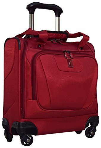 Travelpro Maxlite 4 Easy Carry On Spinner Under Seat Bag (Merlot)