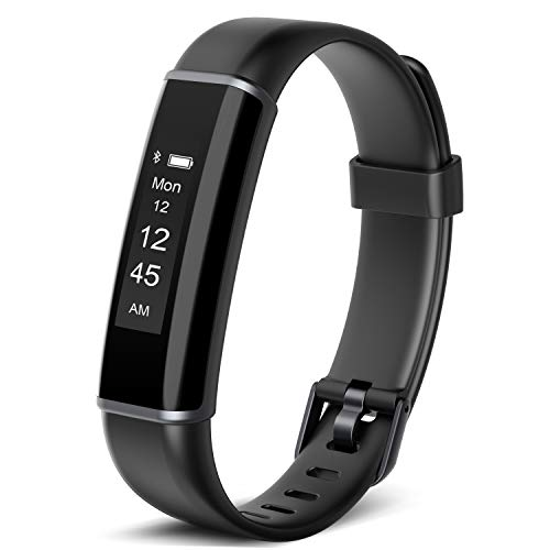 Vigorun Fitness Tracker Watch, Activity Tracker Waterproof Sleep Monitor, Smart Bracelet Wristband Sport Pedometer Armbands Step Tracker Calorie Counter for Kids Women Men