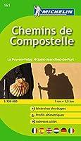 Le chemin de Compostelle - Zoom Map 161 (Michelin Zoom Maps)