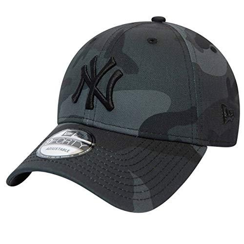 New Era 9Forty Cap - MLB New York Yankees Dark camo