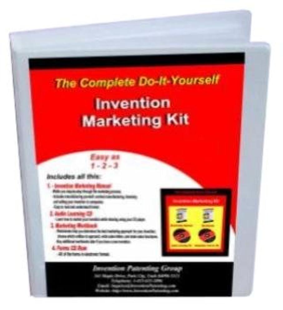 Invention Marketing Kit