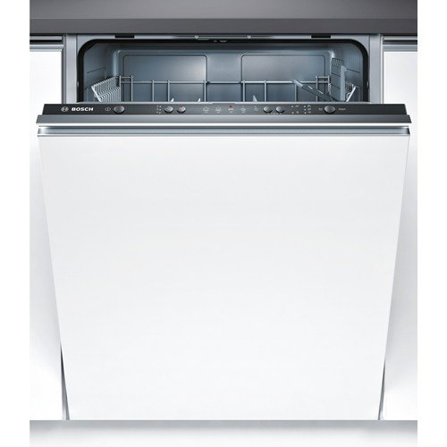 Bosch SMV50C10GB - fully integrated -12 places A+ dishwasher - dishwashers (fully integrated, stainless steel, white, buttons, 12 places, 48 dB, A)
