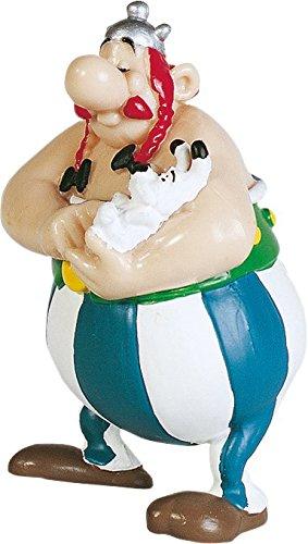 Plastoy SAS 60502 - Figur Obelix mit Idefix