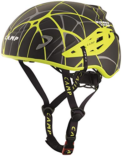 Camp Speed Comp - Cascos - amarillo/negro 2017