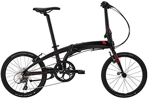 tern(ターン)2021年モデル Verge N8 20インチ 8段変速 フォールディングバイク マットブラック/レッド