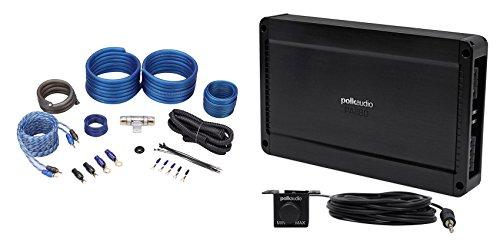 Polk Audio PA880 800 Watt Mono Car Audio 2Ohm Amplifier Class A/B+Amp Kit PA 880