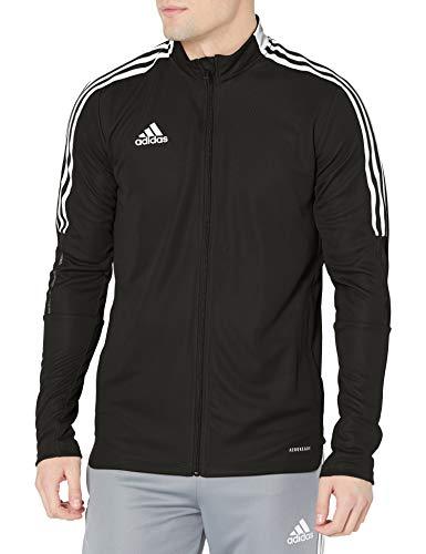adidas mens Tiro 21 Track Jacket Black Large