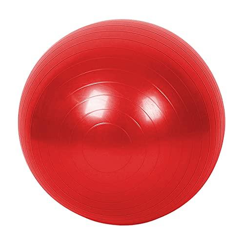Liujiami Gymnastikball Yoga Pilates Ball mit Pumpe Anti-Burst Büro Balance Stuhl Stabilitätsball Fitness Schwangerschaft Sitzball Geburtsball 45-85cm