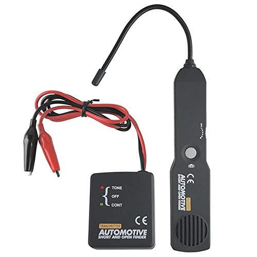 CXZC Detector De Circuito Automotriz, Probador De Circuito Eléctrico, 6-42v Localizador De...