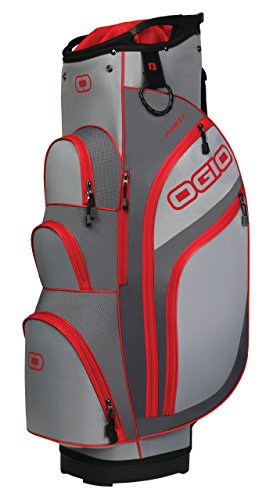 OGIO 2018Pression Sac Chariot, Homme, Press CART Bag, Red