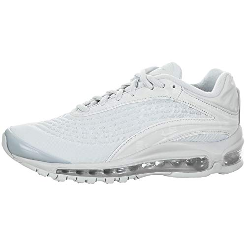 Nike Scarpe Donna Sneaker W Air Max Deluxe SE in Tessuto Bianco AT8692-002