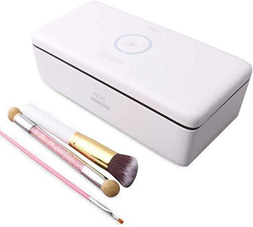 Sterilisator UV-Sterilisator-Box für Maniküre-Instrumente für jede kleine Box Aufbewahrungsbox Organizer Desinfektionsmittel Tablett