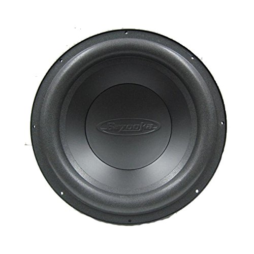 Bazooka WF1082 10-Inch 8 ohm Woofer with 2-Inch Voice Coil