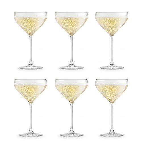 Libbey Bicchiere da Champagne Iduna - 30 cl / 300 ml - set di 6...