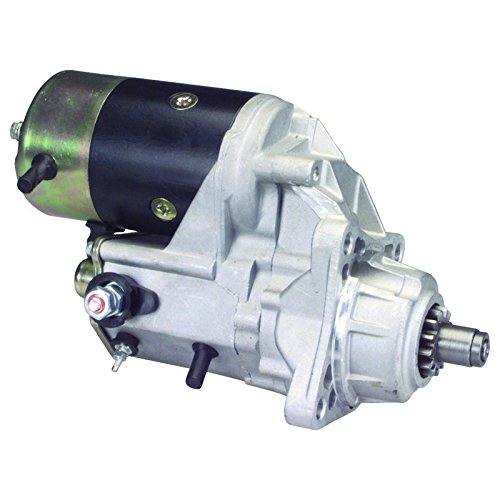 New Starter Replacement For Dodge Ram Truck Cummins Diesel 2500 3500 5.9L 5.9, 94 95 96 97 98 99 00 01 02 1994-2002 3921682, 4741012, 4746639, 5016522AA, R4741012, 3604684NW, 3604684RX