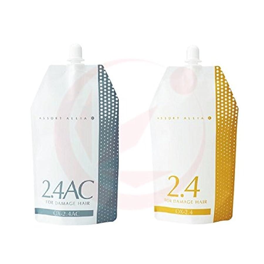 プレフィックス立証するタイトルデミ アソートアリア OX(オキシ) 1000ml (カラー2剤) OX-5.0AC