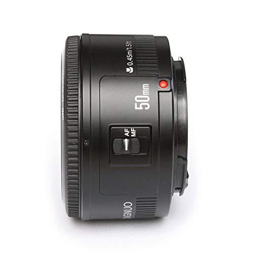 Metermall Accessoires YONGNUO YN50mm F1.8 Lens Groot diafragma Auto Focus Lens Voor Canon EF Mount EOS Camera elektronische