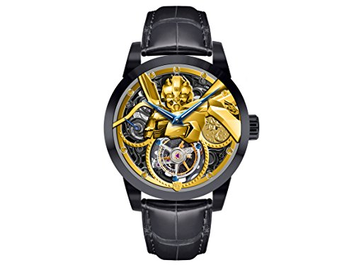 Memorigin Transformers Series Limited Edition Bumblebee Tourbillon Reloj