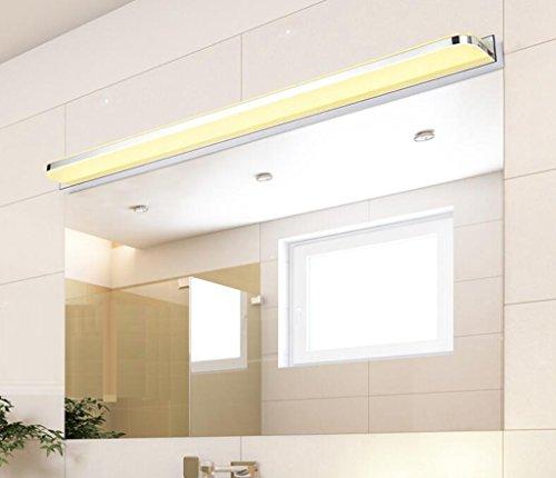 Lozse Moderne 25 cm LED-wandlamp verlichting badkamer spiegellamp AC90-265V