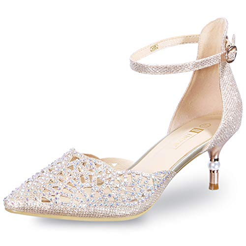 Best Wedding Shoes Low Heel