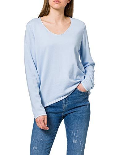Cecil Damen 301504 Pullover, Quiet Blue, L