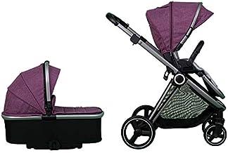 Casualplay Cochecito dos piezas Space, color purple